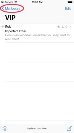 How To Handle Important Emails – Rob's Tech Talk